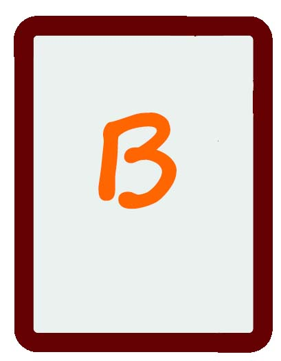 Graded Paper, which has earned a B