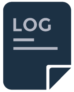 LOG File by Pranav Grover from The Noun Project